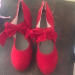 Shoes - Brand new red heels